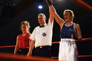 Victory for Laurissa