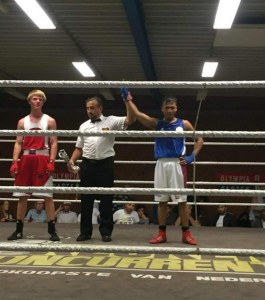 Victory for Ruhal