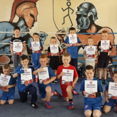 boxing club, boxing youngsters, boxing academy