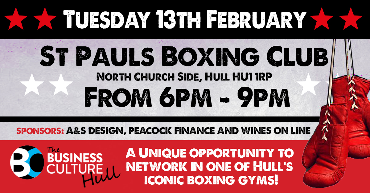 Knock out business networking event at St Paul's